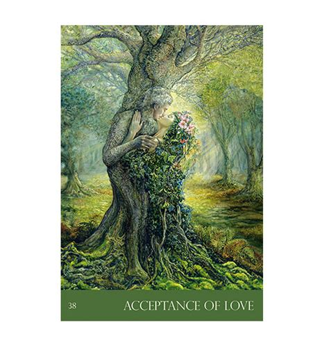 nature s whispers oracle cards by angela hartfield josephine wall ebay