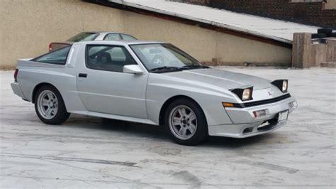 1988 Mitsubishi Starion by 1988 Mitsubishi Starion Turbo Condition No