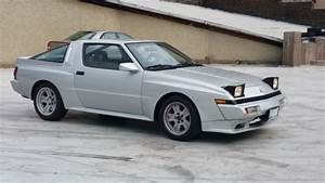 1988 Mitsubishi Starion Turbo Very Nice Condition