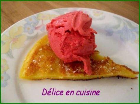 recettes de glace à la framboise 2