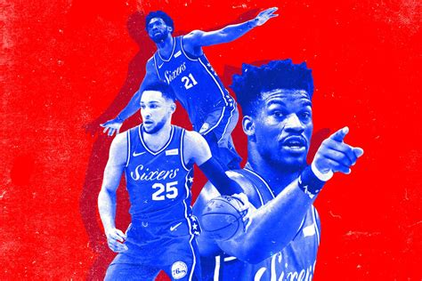 jimmy butler meshes   sixers young stars