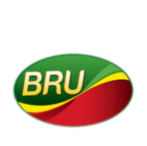 Image   Bru Logo.png   Logopedia, the logo and branding site