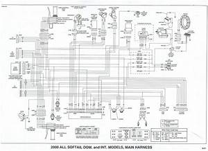 Heritage Softail Wiring Diagram  Heritage  Free Engine