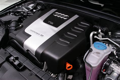 Photo Audi A4 Tdi Concept E Concept Car 2008 Mdiatheque