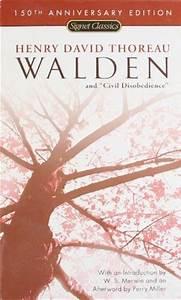 Walden & Civil ... Thoreau Book Quotes