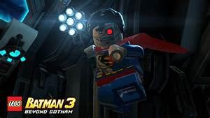Cyborg Superman Revealed for LEGO Batman 3: Beyond Gotham ...