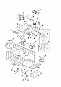 Internal Controls  Blower Motor Diagram  U0026 Parts List For