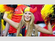 It appears only goodlooking girls are in the stadium at