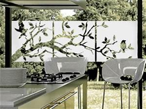 Große Fenster Dekorieren : wandtattoo auf fenstern ideen f r wandtattoos glas ~ Frokenaadalensverden.com Haus und Dekorationen