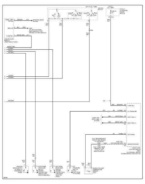 2006 chrysler pt cruiser headlight wiring diagram 49