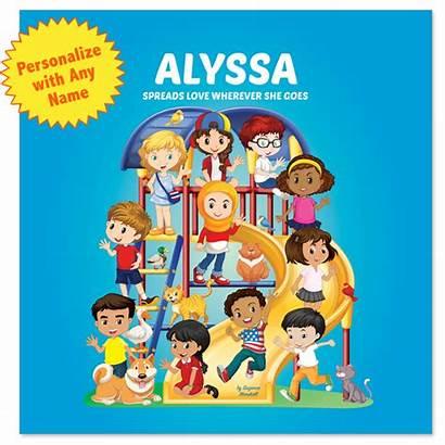 Books Personalized Children Spread Bullying Wherever Names