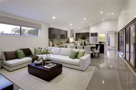 Design Ideas For Kitchen And Living Room by Home Decor Ideas This Kitchen Lounge Area Open