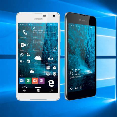 microsoft lumia  le test  smartphone windows