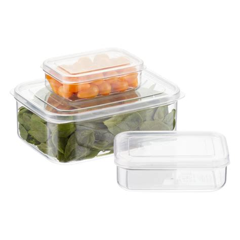 clear plastic kitchen canisters clear plastic kitchen canisters zak designs meeme mini stackable kitchen canister clear