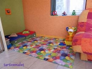 Tapis Ikea Enfant : tapis de gym tapis plastique enfant ~ Teatrodelosmanantiales.com Idées de Décoration