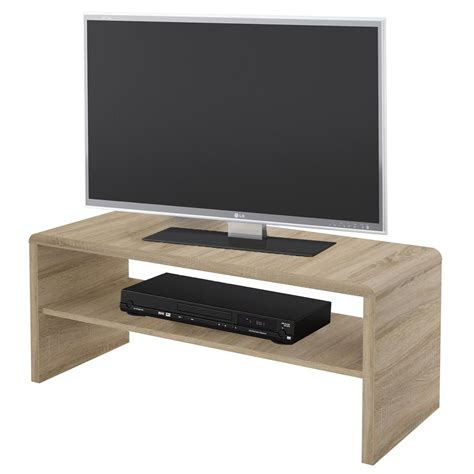 tv board 100 cm breit tv lowboard oder couchtisch in eiche sonoma wei 223 100 cm