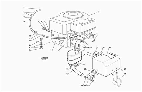 Mtd 10 Hp Wiring Diagram by Diagram Of Lawn Mower Engine Automotive Parts Diagram Images
