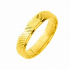 bijou alliance fantaisie en or jaune pour homme et femme With bijoux alliance