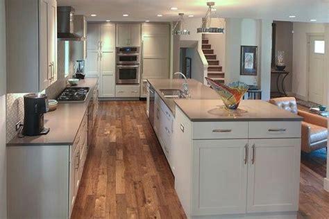 tri level kitchen remodel farmhouse kitchen remodel