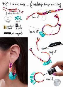 35 diy ideas for bracelets and earrings