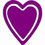 Purple Heart Icons Icon Custom Iconsdb