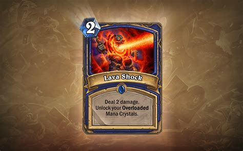 shaman deck brm two new blackrock mountain cards released shaman and
