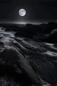 Moonshine Black and White Photography