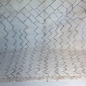 Grand Tapis Berbere : tapis berb re beni ouarain 400 x 320 cm 100 laine ~ Teatrodelosmanantiales.com Idées de Décoration