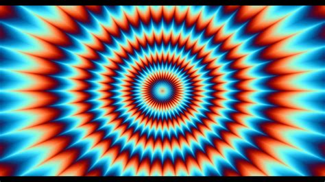 Pulsation Vibration Optical Illusion Motion Illusion