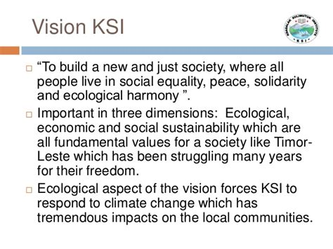 Ksi Timor Leste Green Inclusive Growth