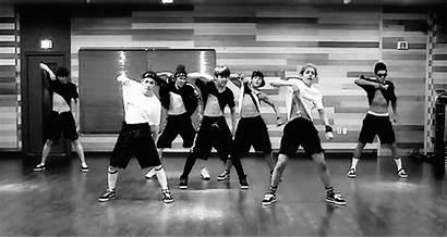 Bts Abs Dance Kpop Practice Member Bulletproof