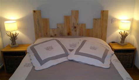 fabriquer tete de lit avec palette 2017 avec comment faire une tete de lit en bois des photos