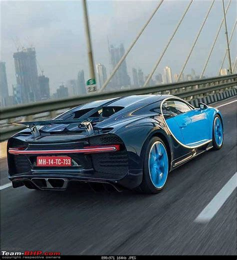Picking up girls in a bugatti chiron! Bugatti Veyron In India EDIT: Official launch pics on pg 20 - Page 31 - Team-BHP