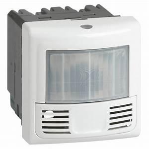 Detecteur De Fil Electrique : d tecteur de pr sence et de mouvements 3 fils 2000 w ~ Dailycaller-alerts.com Idées de Décoration