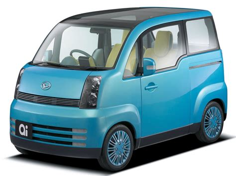 Daihatsu Backgrounds by Southwestengines 2003 Daihatsu Ai Concept Cars