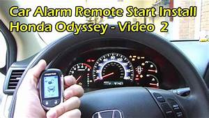 How To Install Car Remote Start