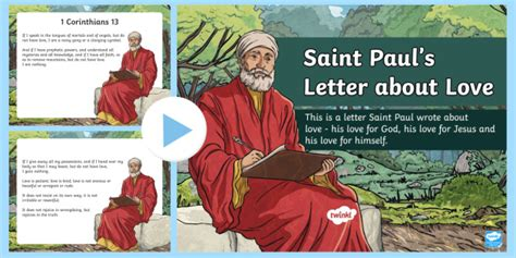 st pauls letters paul s letter about powerpoint st paul 51448