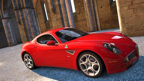 Alfa Romeo 8c Competizione 2014 Models