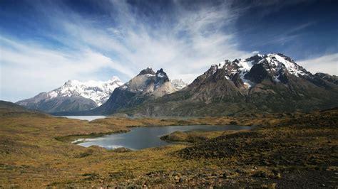 torres del paine national park chile wallpaper