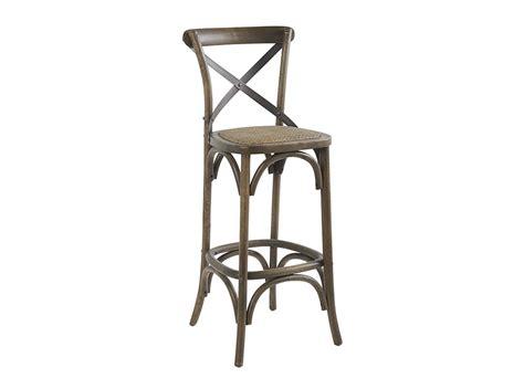 chaises de bistrot en rotin chaise de bar en rotin maison design wiblia com