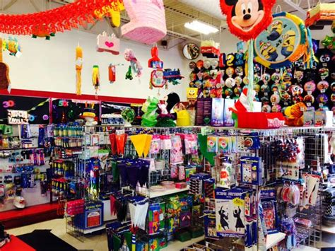 Party Supplies Store Fun Events