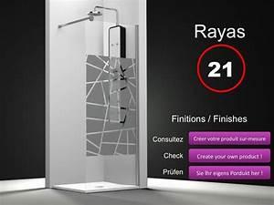 Paroi De Douche 70 Cm : paroi de douche longueur 70 paroi de douche fixe 70 cm ~ Melissatoandfro.com Idées de Décoration