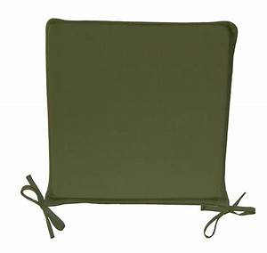 Kitchen chair seat pad cushions garden furniture dining for Chair cushion covers with ties
