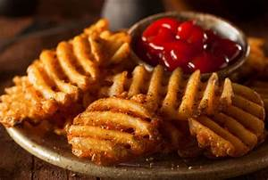 How Are Waffle Fries Made? | HuffPost