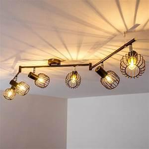 Plafonnier Design Salon : plafonnier design moderne lustre lampe suspension lampe de salon vintage 142361 ebay ~ Teatrodelosmanantiales.com Idées de Décoration