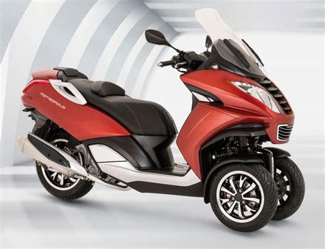 scooter 3 roues peugeot nouveaut 233 2013 scooter 3 roues peugeot metropolis