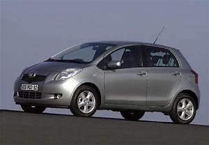 Avis Toyota Yaris 3 : fiche technique toyota yaris 1 3 87 vvt i sol multimode 2005 ~ Gottalentnigeria.com Avis de Voitures