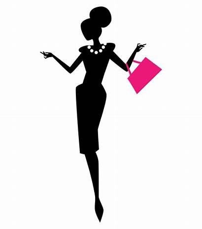 Silhouette Business Woman Ladies Miraculous Lady Strong
