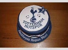 Tottenham Hotspur cake Football Team Cakes Pinterest
