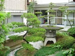 Plante Pour Jardin Japonais : le mini jardin japonais s r nit et style exotique ~ Dode.kayakingforconservation.com Idées de Décoration